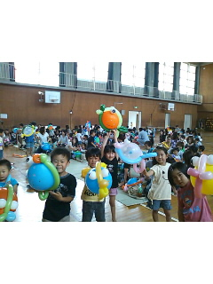 [ 教室 ]若狭ふぐ?!作りバルーン教室 in 小浜